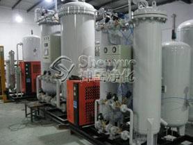 食品制氮机的技术指标和与工业制氮机的比较