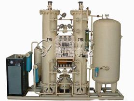 制氮机所需空压机大小的确定及其制氮纯度相关因素